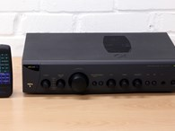 arcam alpha 9 amplifier with org.box but no remote