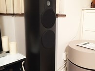 Wharfedale Jade 5 floor speakers piano black,