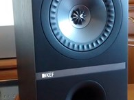 Kef Q300 Speakers Black Ash 10/10 Purchased November 2014