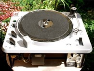 EMT 930 st Turntable w Original Base & 155st Phono EQ