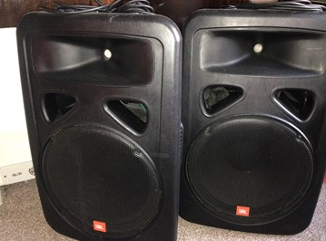 Jbl Eon 1500 Passive P A Speakers Other Speakers Hifi