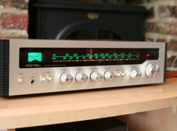 Rotel Rx152 Tuner Amplifier Amplifiers Hifi In Touch
