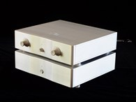 Audio Music RT2 Silver Wired Pre Amp Two Box