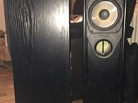 Mission 733 Floor Standing Speakers