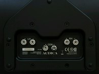AUDICA SPEAKERS CENTRE AND SURROUND X 2