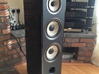 Focal Aria 948 Speakers - High Gloss Black - Boxed