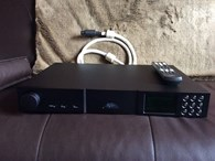 naim 172xs pre amp streamer and dac +Internet Radio Vtuner