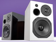 AVI ADM9.1 T-type Active speakers with built in DAC