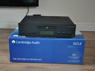Cambridge Audio 840C and DAC
