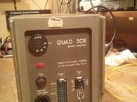 Quad 50E mono block amplifier