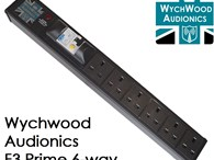 Wychwood Audionics F3 Prime 6-way filtered and antisurge MDU