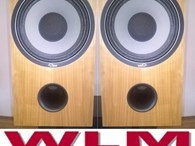 WLM Diva Monitor - High Efficency Speakers - 97db