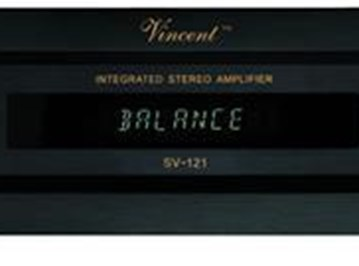 Vincent SV121 Integrated Stereo Amplifier