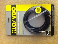 XLO/VDO ERSW - 5m Subwoofer Y Cable