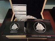 Nordost Odin Supreme Reference Cables