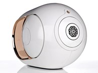 Devialet Phantom Gold speaker w/Dialog Hub