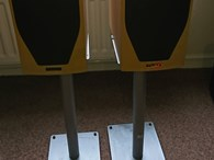 Mission M71 speakers