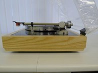 LINN LP12 LIGHT OAK, ITTOK NOW SOLD THANK YOU
