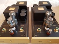 Cary 805C 845/211 monoblock power amps