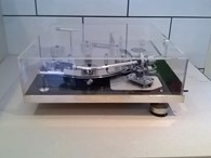 Mitchell Hydraulic Transcriptor turntable + SME 309 tonearm