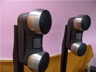 Gallo Reference Strada Speakers with Stands