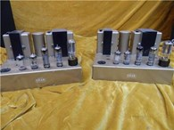 Leak TL12 + Vintage Valve Power Amplifiers - Pair