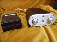 Musical Fidelity X-A1 Amplifier and PSU