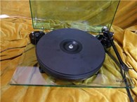 Michell Micro Turntable with Rewired Rega Arm