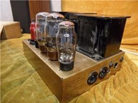 Leak TL12 Point One Valve Power Amplifier #3 - 220-240 Volt