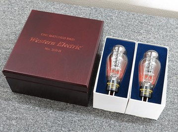 Western Electric 300B One Matched Pair 2006