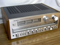 Sony STR-V6 or V7 receiver (tuner-amp from 1978)