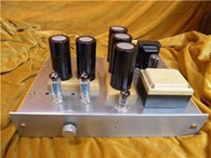 Kit Single Ended EL84 3 Watt Valve Amp