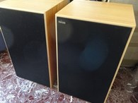Harbeth M40 Eucalyptus Speakers