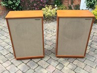 "Pair TANNOY 15"" Golds"