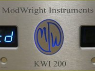 ModWright Instruments KWI 200, High End Integrated Amplifier