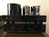 Graaf Graafiti 5050 Valve Power Amp and WFB TWO Preamp