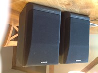 Sony Speakers SS H 1600