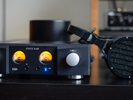 Flux Lab Solid One headphone amplifier w DAC