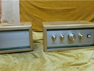 Leben RS 28C Valve Preamp with Internal Phonostage