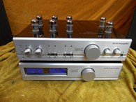 Cary SLP05 Valve Preamplifier with Remote