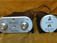 MUSICAL FIDELITY NUVISTA preamplifier,