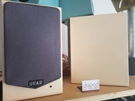 Part Exchange - Quad 9L Active Speakers Dual Amplifiers