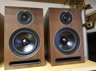 Ex Demo Acoustic Energy 101 Speakers - Walnut