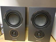 Ex Demo - Mission LX2 speakers - Black