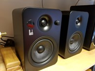 Ex Demo - Roth POWA 5 MKII active speakers