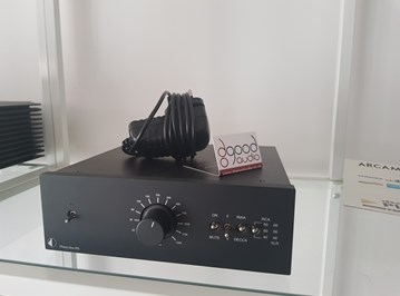 Ex Demo - Pro-Ject Phono Box RS Phono Stage