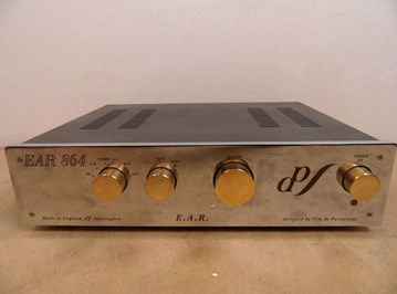 EAR 864 Valve Preamp with Internal MM/MC Phonostage