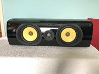 PSB Imagine C Centre Speaker in Gloss Black