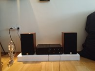 Onkyo A9010 + DALI OPTICON 2