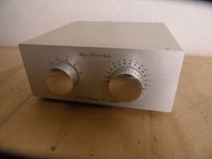 Music First Classic Silver Wired Preamp - TVC